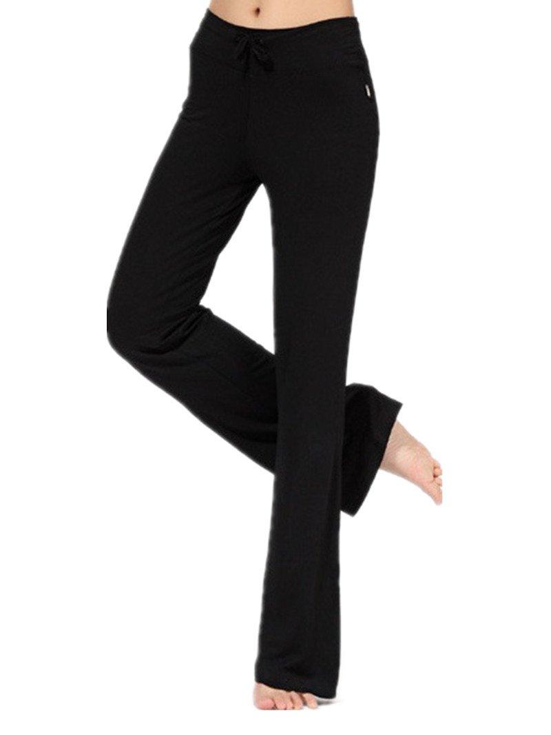 Sorrica PANTS レディース B07562RXLX XXX-Large|ブラック ブラック XXX-Large