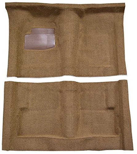 1971 to 1973 Dodge Charger Carpet Custom Molded Replacement Kit, Automatic (835-Firethorn Plush Cut ()