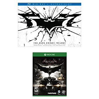 Amazon.com: The Dark Knight Trilogy: Ultimate Collectors ...