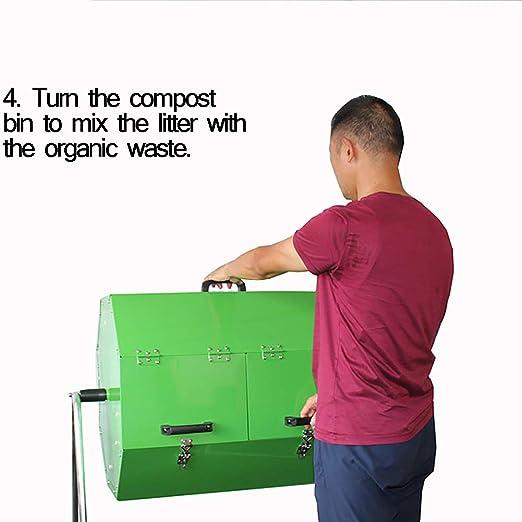 ZDYLM-Y Compostador voluminoso, Recipiente de compostaje de ...