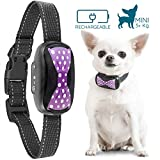 GoodBoy Small Rechargeable Dog Bark Collar for Tiny to Medium Dogs Weatherproof
