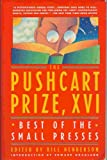 The Pushcart Prize, XVI, Bill Henderson, 0671734350
