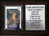 pictures of kobe bryant - NBA Los Angeles Lakers Kobe Bryant Career Stat Plaque, 6