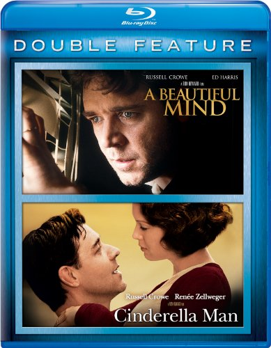 A Beautiful Mind / Cinderella Man Double Feature [Blu-ray] Only $5.57