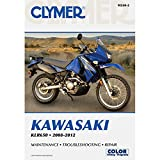 2008-2012 CLYMER KAWASAKI MOTORCYCLE KLR650 SERVICE MANUAL NEW M240-2 FREE SHIP