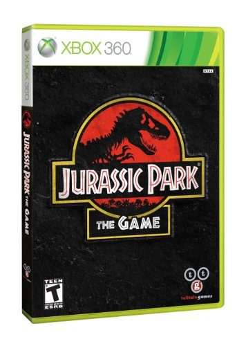 Jurassic Park - The Game - Xbox 360
