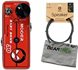 Mooer Baby Bomb 30 Digital Micro Power AMP w/ Speaker Cable and Geartree Cloth