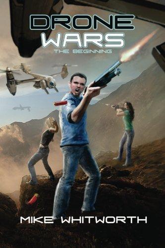 Drone Wars:  The Beginning (Volume 1) ebook