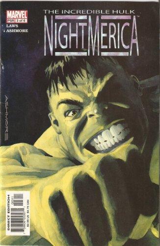 Download The Incredible Hulk: Nightmerica #3 October 2003 ebook