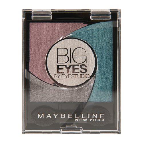 Gemey Maybelline Fard  paupires Eyestudio Big Luminous - 03 Turquoise