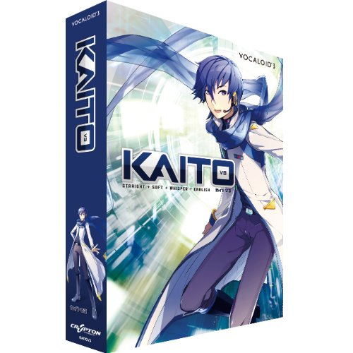 Vocaloid3 KAITO V3 [Japan Import] by Crypton Future Media