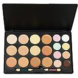 LEFV? 20 Color Concealer Camouflage Palette Professional Cosmetics Foundation Makeup Set Cover Speckled Freckle Kit by LEFV