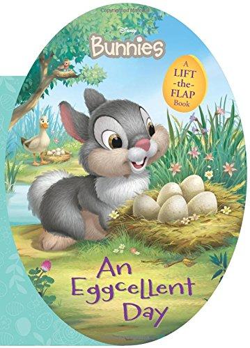 - Disney Bunnies An Eggcellent Day