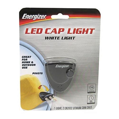 Energizer Hat (Energizer LED Cap Light CAPW2BBP)