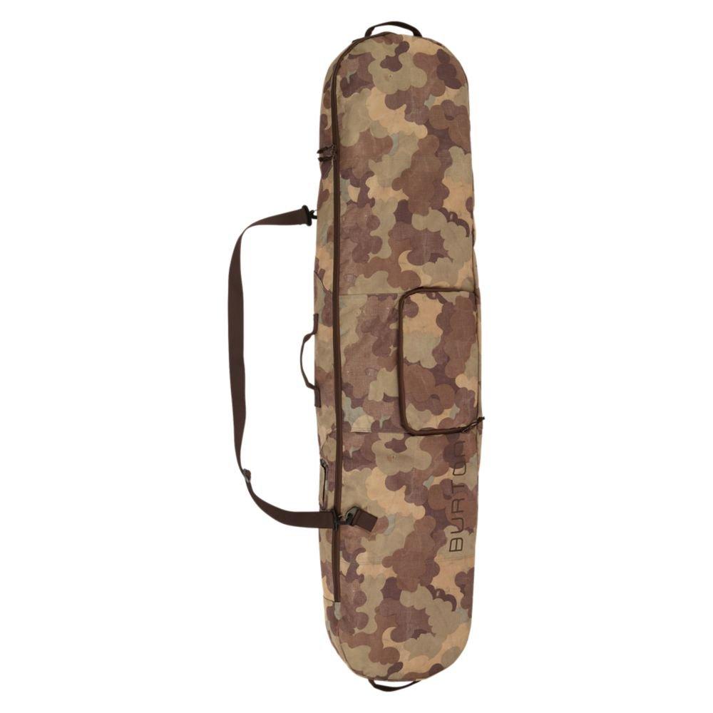 Burton Board Sack Snowboard Bag, Storm Camo Print, 146cm Burton Snowboards 109791