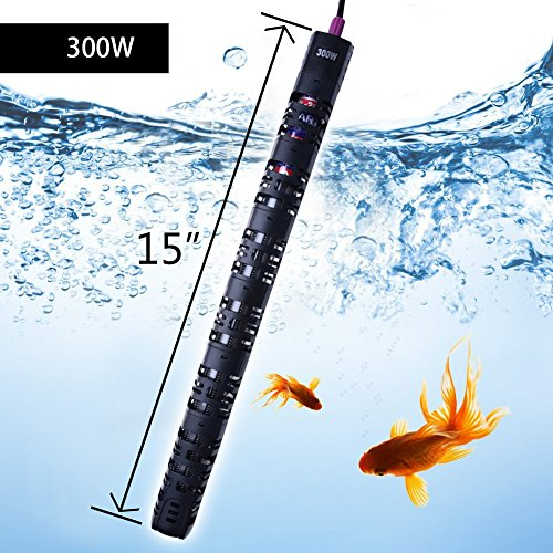 Szelam submersible aquarium heater explosion proof auto for Cat proof fish tank