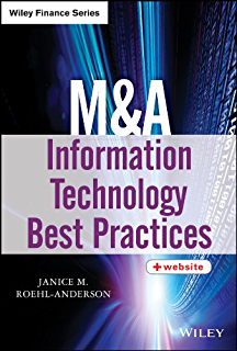 Amazon com: Mergers & Acquisitions Integration Handbook
