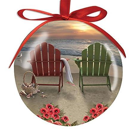 51V%2BBnJFOtL._SS450_ Beach Christmas Ornaments and Nautical Christmas Ornaments