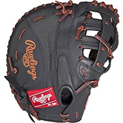 Rawlings Gsbfbm-30 Gamer 12.5in 1st Base Softball Mitt Rh
