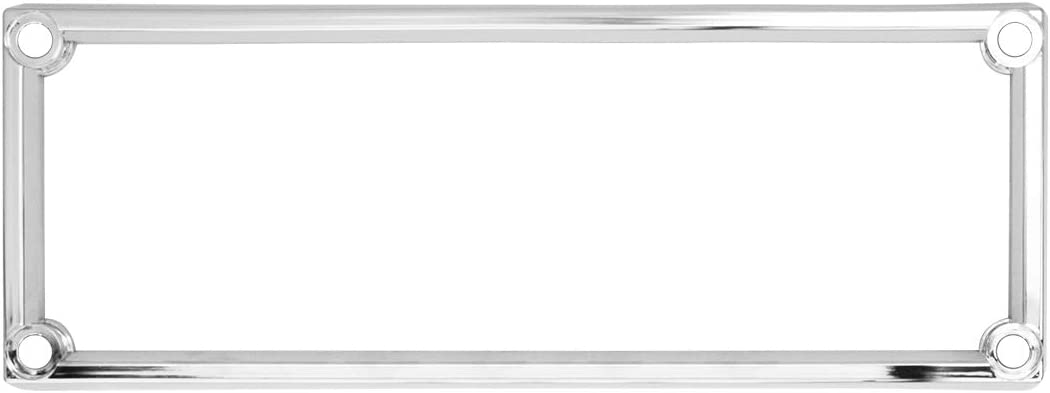GG Grand General 68258 Chrome Plastic Key Switch Bezel for Kenworth