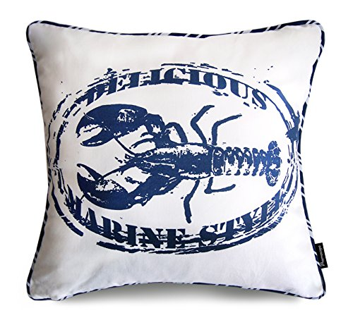 Phantoscope Decorative Cushion Lobster 16