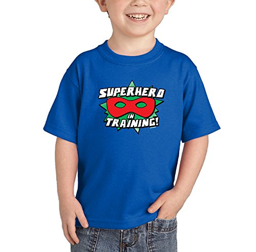 Toddler Infant Superhero Training T shirt