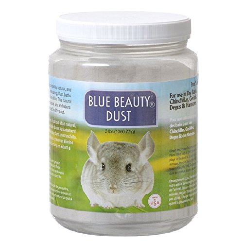 Lixit 30-0605-001 Blue Cloud Dust, 3-Pound Jar