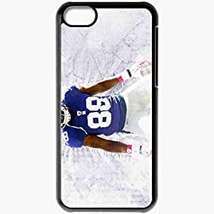 Personalized Case For Iphone 5/5S Cover Cell phone Skin98 new york giants 2 Black