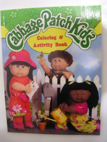 Cabbage Patch Kids Coloring & Activity Book