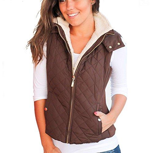 2 Womens Fleece Vest - 9