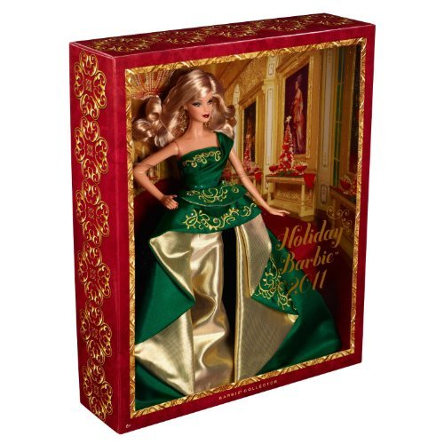Barbie Collector 2011 Holiday Doll Special Edition