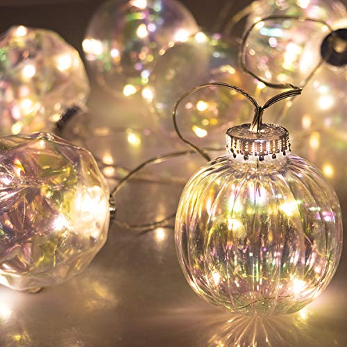 Outdoor Lighted Balls For Trees in US - 9