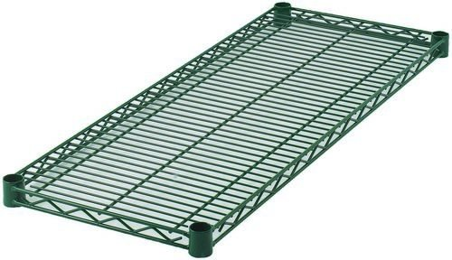UPC 811642035721, Winco Epoxy Coated Wire Shelves, 18-Inch by 42-Inch