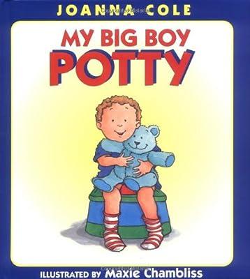 My Big Boy Potty by HarperCollins