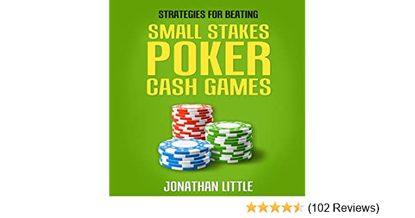 Amazon Strategies For Beating Small Stakes Poker Cash Games