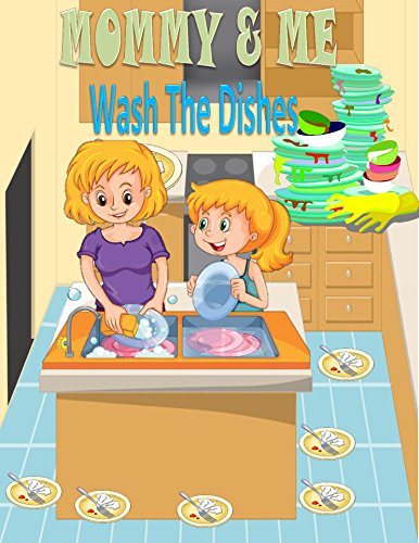 mommy-me-wash-dishes