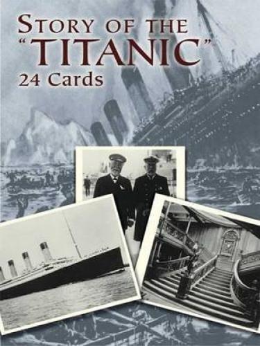 Braynard's Story: Titanic Postcards (Dover Postcards)