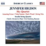 Higdon: Sky Quartet; Amazing Grace; Viola Sonata; Dark Wood; String Trio