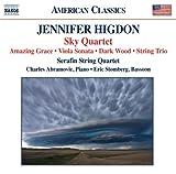 Higdon: Sky Quartet; Amazing Grace; Viola Sonata; Dark Wood; String Trio