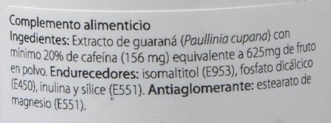 H4U - H4U Super Guaraná 120 comprimidos de 600 mg: Amazon.es: Salud y cuidado personal