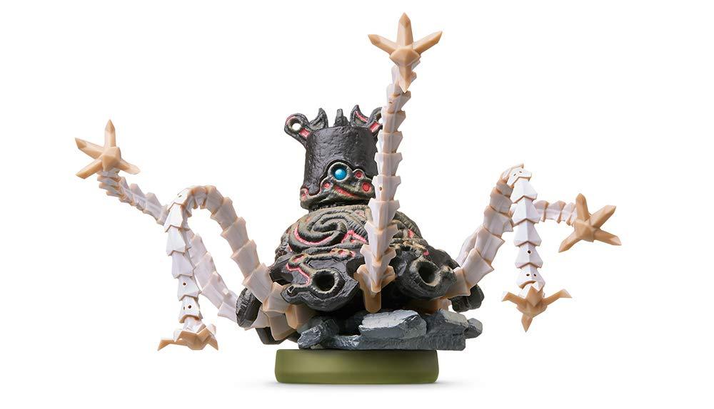 Nintendo - Figura Amiibo Guardian Serie Zelda: not machine ...