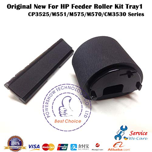 Printer Parts Original New CD644-67903 CE710-67909 Feed Pick Up Roller kit Tray1 for HP3525 HP CM3530 HP M551 M575 M570 Serise