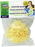 Baby Buddy Natural Bath Sponge, Natural, 1-Pack