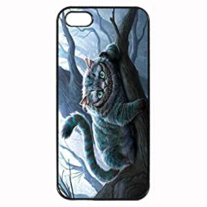 Alice In Wonderland Custom Image For SamSung Galaxy S6 Phone Case Cover Diy pragmatic Hard For SamSung Galaxy S6 Phone Case Cover High Quality Plastic Case By Argelis-sky, Black Case New