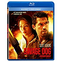 Savage Dog [Bluray + DVD] [Blu-ray] (Bilingual)