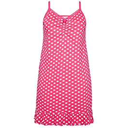 Yours Clothing Women's Polka Dot Chemise
