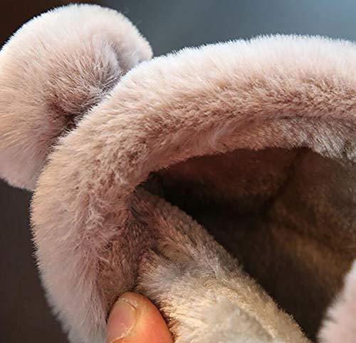 Chaussures Red Hommes en Hiver Coton SHANGXIAN Couples Épais Et Femmes 37 35 Intérieur Antidérapant Pink Pantoufle Fond Chaussons w668nWzqU