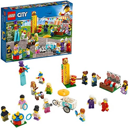 LEGO City People Pack Building product image