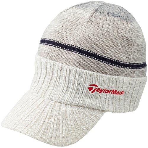 テーラーメイド Taylor Made 帽子 ブリムビーニー LOB18 ホワイト N64727 フリー