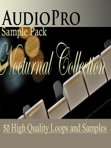 Audio Pro Sample Pack Nocturnal Collection